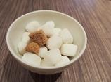 白砂糖はシミ・シワを作る